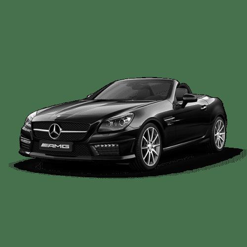 Mercedes SLK-klasse AMG