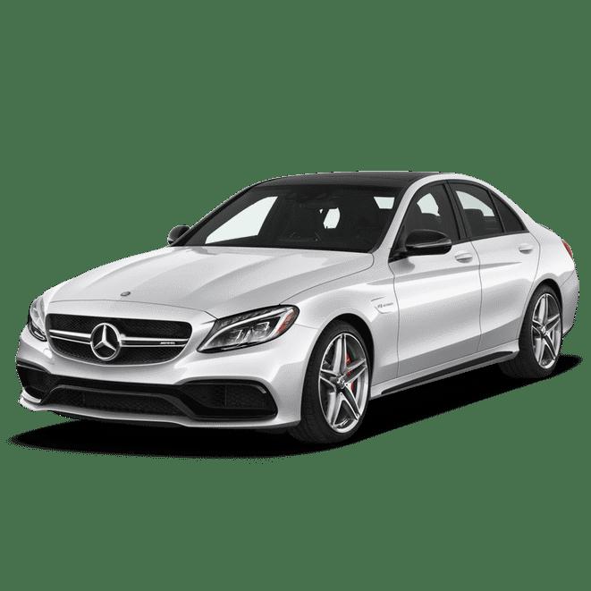 Mercedes C-klasse AMG