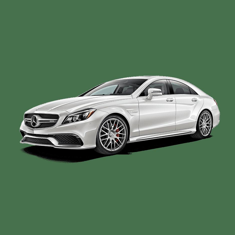 Mercedes CLS-klasse AMG