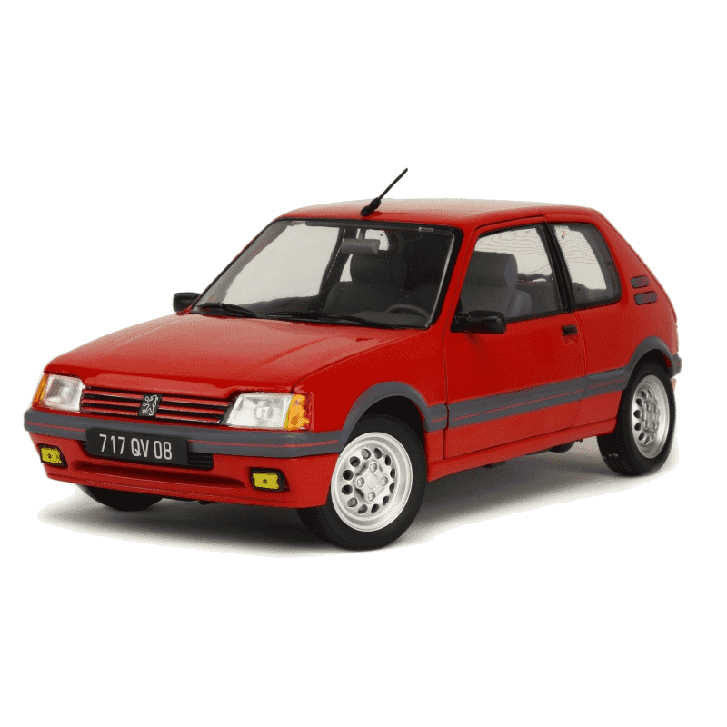 Peugeout 205 GTi