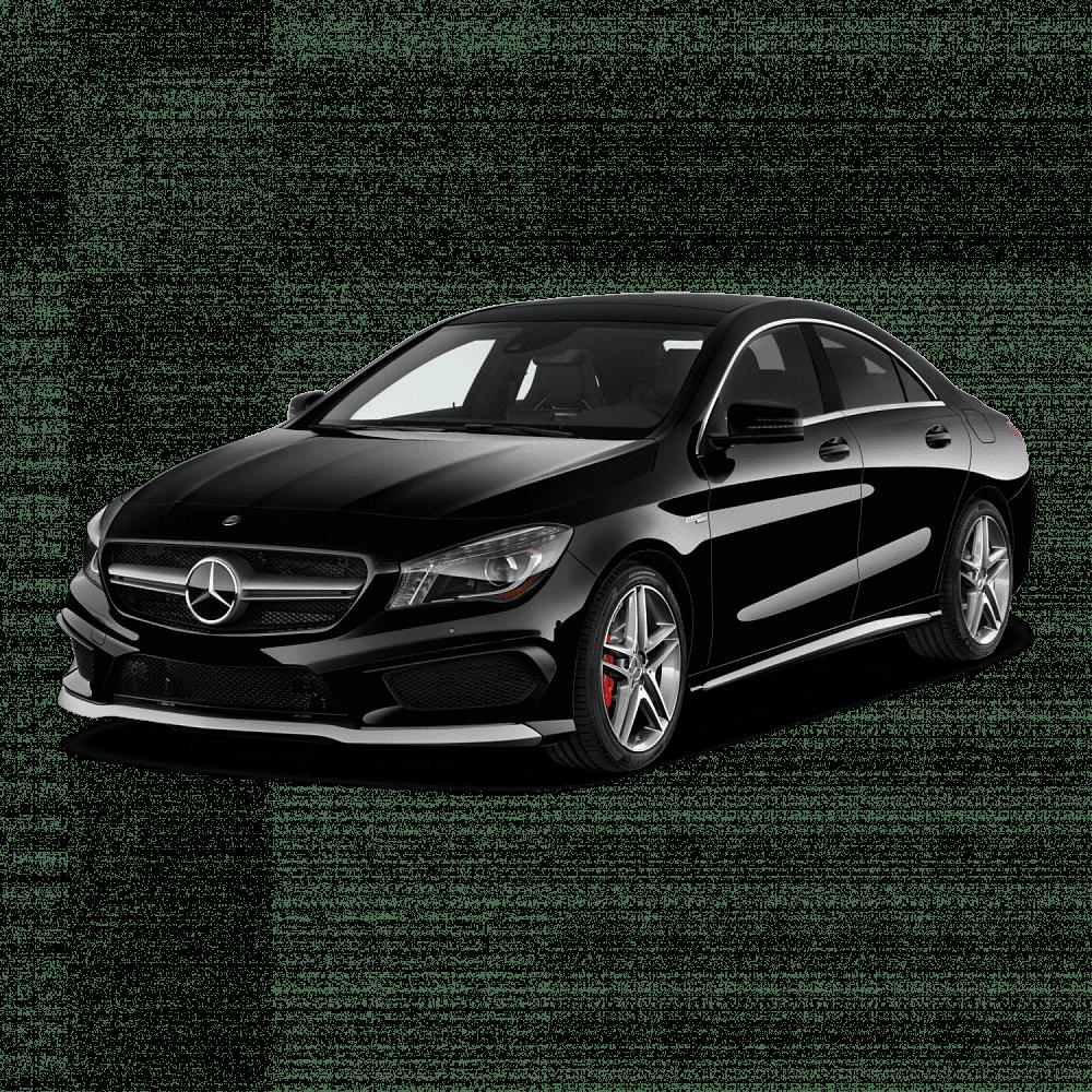 Mercedes CLA-klasse AMG