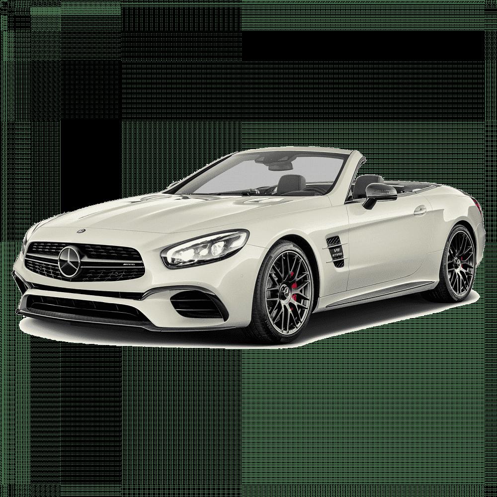 Mercedes SL-klasse AMG